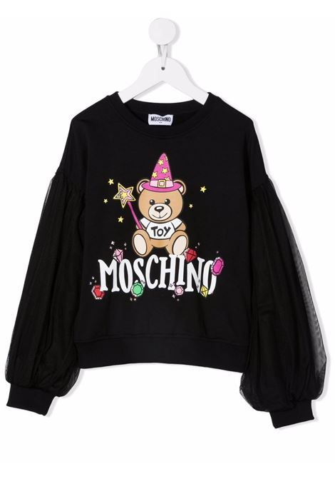 MOSCHINO KIDS | Sweatshirt | HDF03LLDA2260100