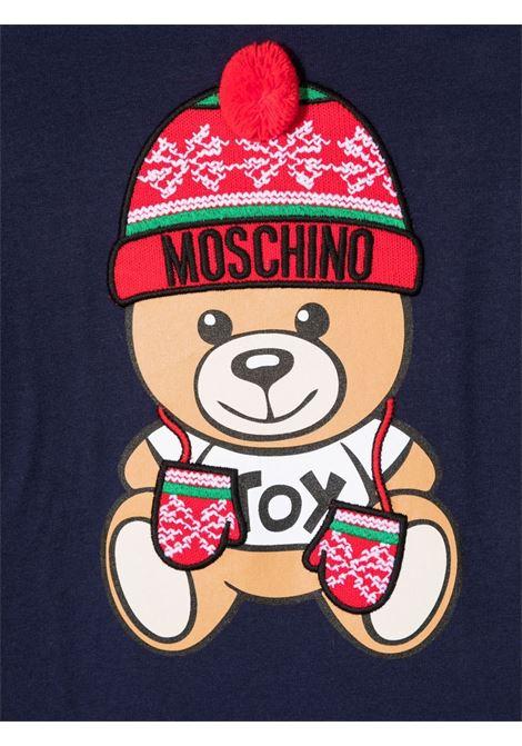MOSCHINO KIDS |  | HQO005LBA1140016