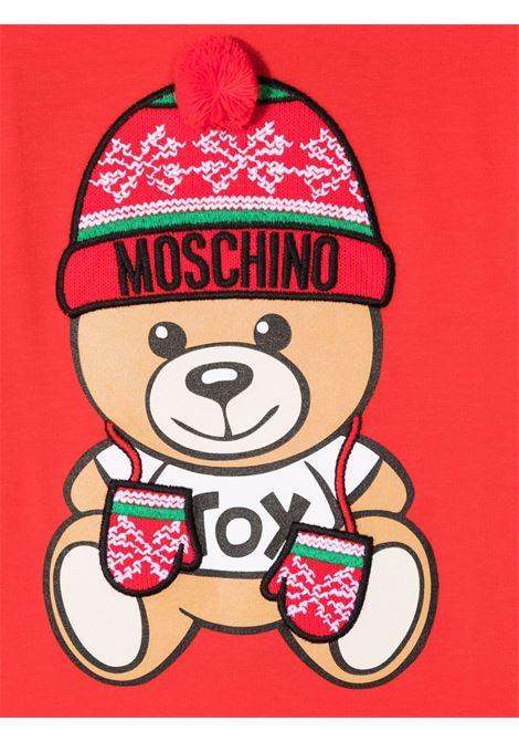MOSCHINO KIDS |  | HQO005LBA1150109