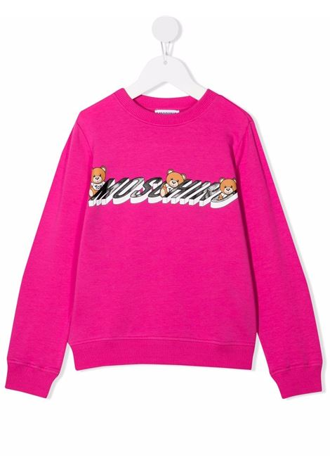 MOSCHINO KIDS | Sweatshirt | HUF05LLDA1850323