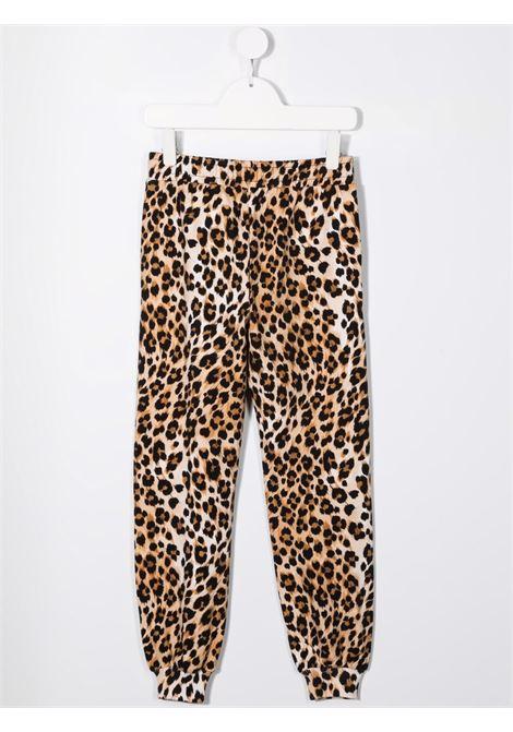 moschino pantalone maculato MOSCHINO KIDS | Pantalone | HUP04WLDB7584302