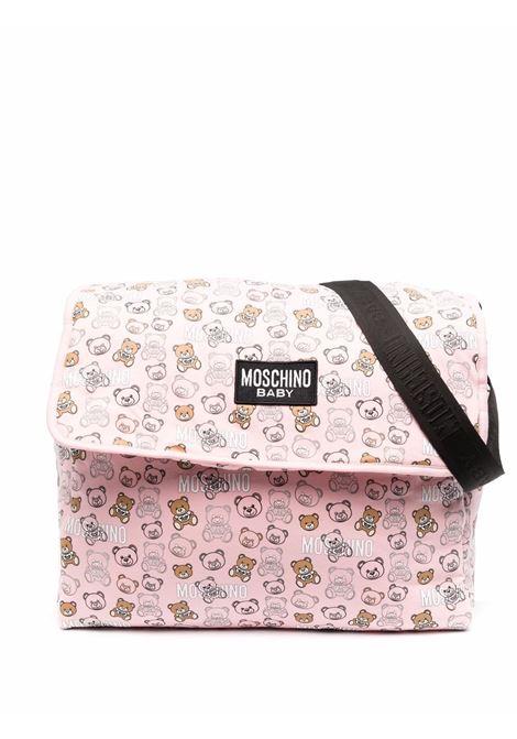 MOSCHINO BABY | Nursery | MNX03DLDB7283353