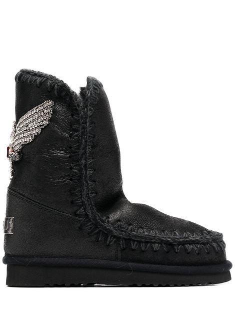 mou MOU | Boots | FW101006BCBKG