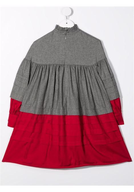 Mi mi sol | Dress | MFAB345TS0285GRY