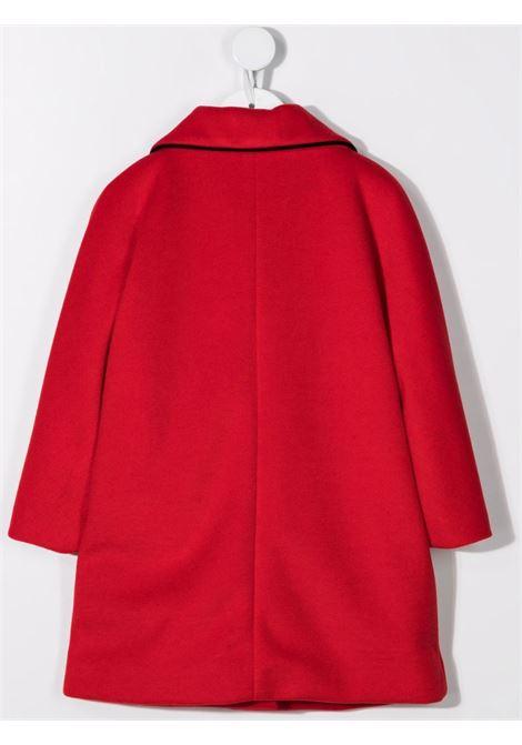 piccola ludo cappotto diplomatico PICCOLA LUDO | Cappotto | BS6WB005TES050350