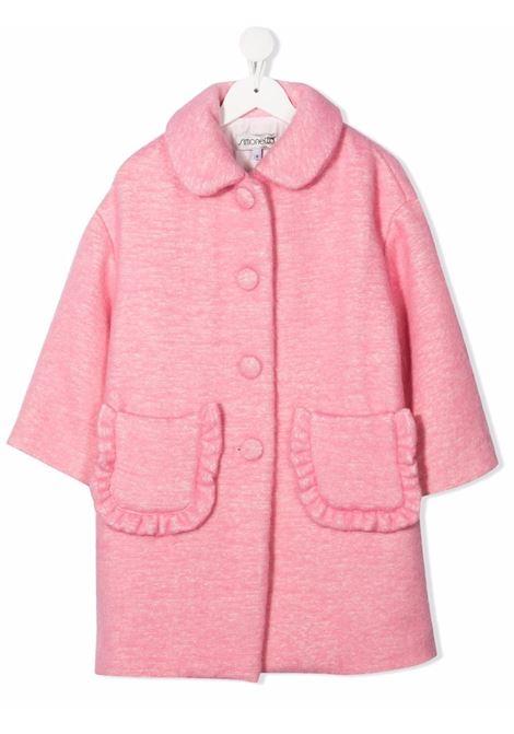 simonetta cappotto in lana con tasconi SIMONETTA | Cappotto | 1P2030E0029510