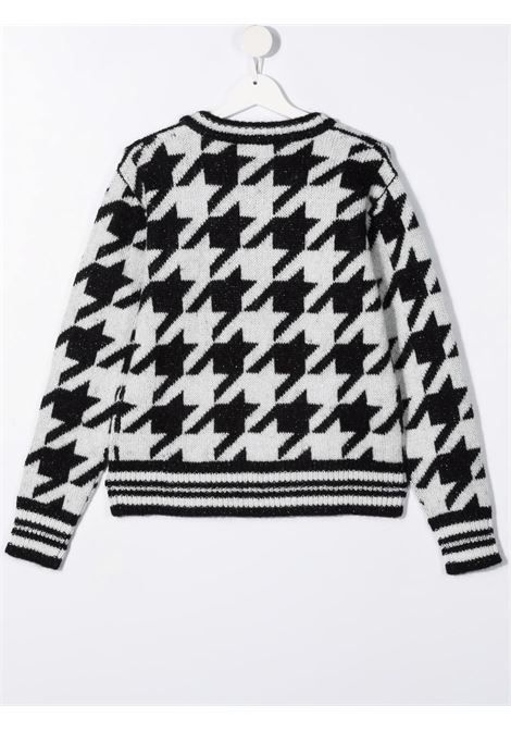 simonetta maglia in lana fantasia SIMONETTA | Maglia | 1P9050W0046930AGT