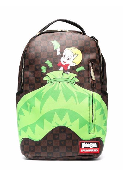 Spraygroud kids | Backpack | B3508MA