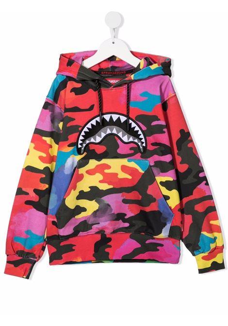 Spraygroud kids | Sweatshirt | SPY246CAMO
