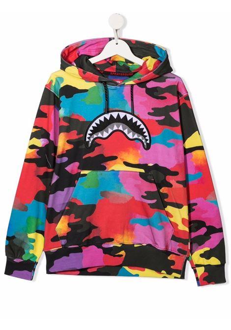 Spraygroud kids | Sweatshirt | SPY246CAMOT