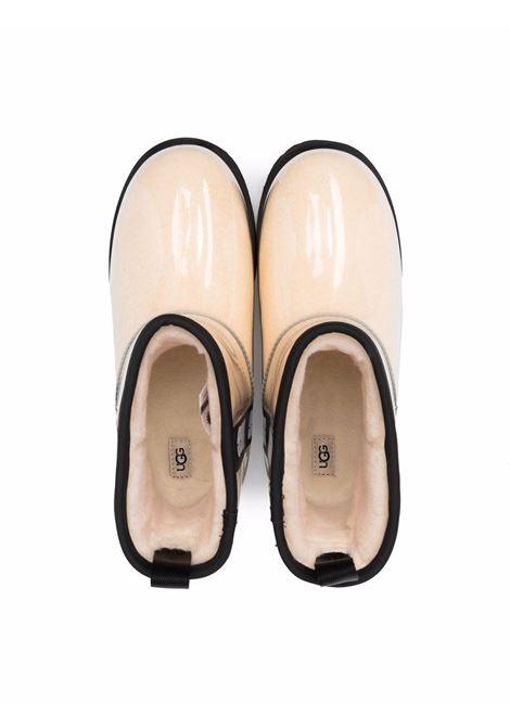 ugg  boots kids classic clear mini ii UGG AUSTRALIA KIDS | Boots | 11123B6KNBLCT