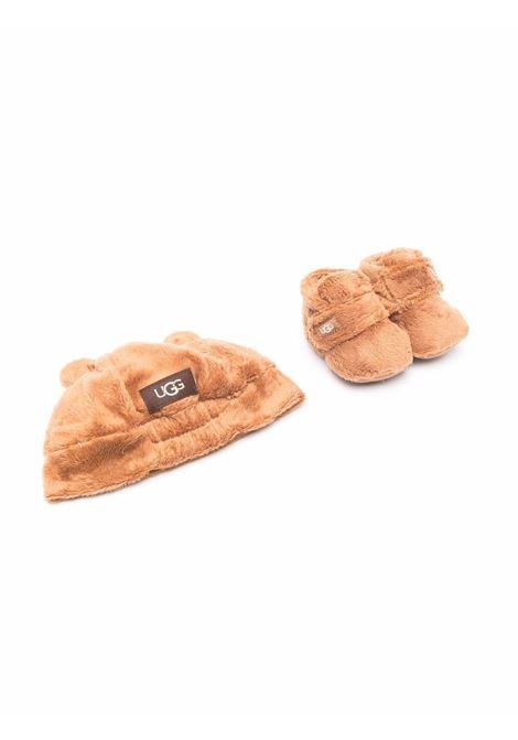 ugg set boots con cappellino UGG AUSTRALIA KIDS | Boots | 1120951IBIXBEECHE
