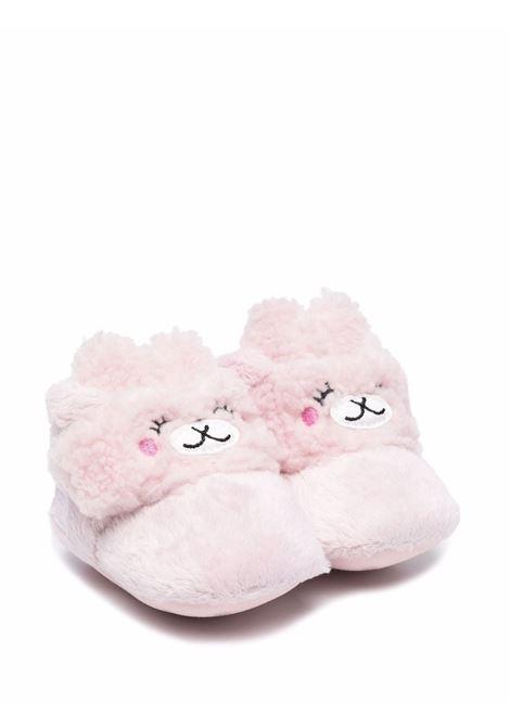 ugg llama stuffie UGG AUSTRALIA KIDS | Boots | 1121930IBIXXBEEPINK
