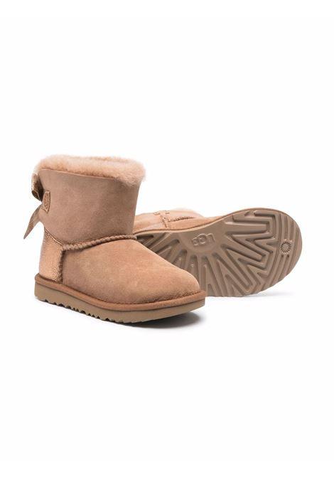 ugg  boots mini bailey bow UGG AUSTRALIA KIDS   Boots   1123617CHE