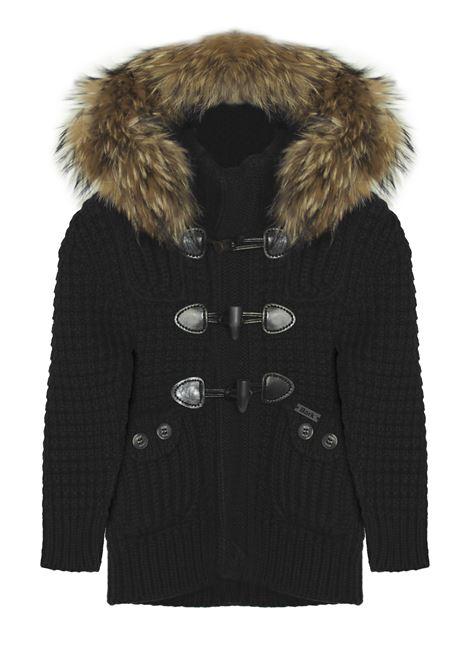 bark short duffle coat fur Bark | Giubbino | PA3000261