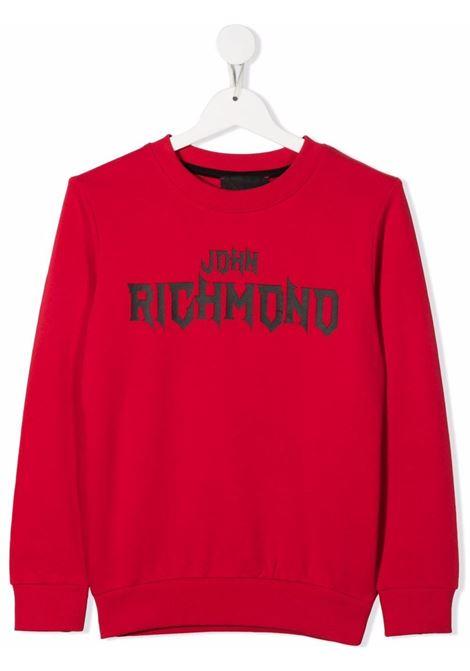 john richmond | Sweatshirt | RBA21015FEW5413