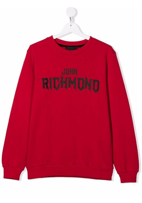 john richmond | Sweatshirt | RBA21015FEW5413T