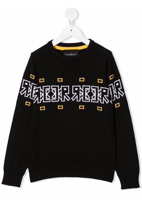 john richmond maglia con logo lajolla john richmond | Maglia | RBA21019MAW3079