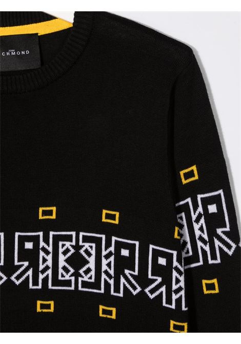 john richmond maglia con logo lajolla john richmond | Maglia | RBA21019MAW3079T