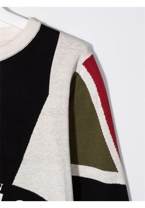 john richmond maglia bandiera woburne john richmond | Maglia | RBA21070MAW5328T