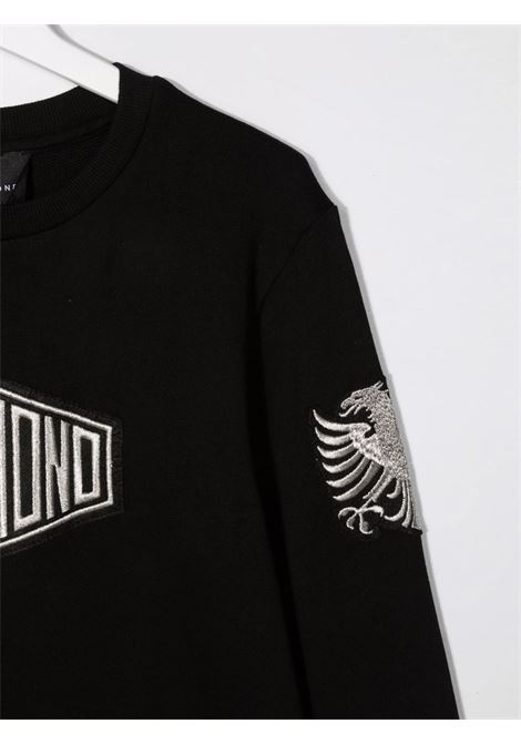 john richmond | Sweatshirt | RBA21138FEBLKT