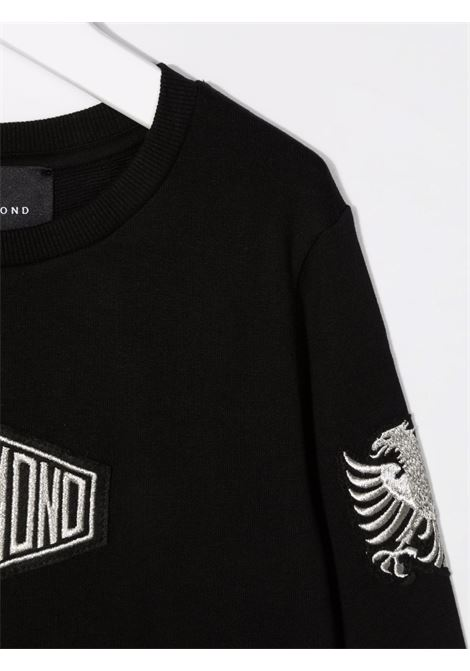 john richmond | Sweatshirt | RBA21138FEBLK