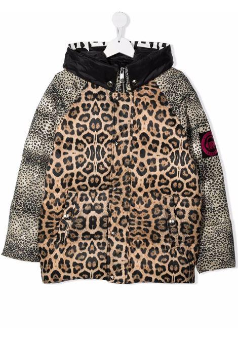 john richmond giubbino leopard division john richmond | Giubbino | RGA21054PIW5373T