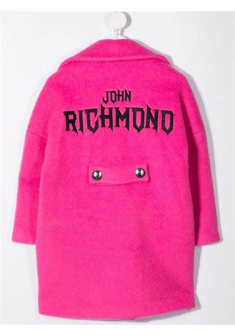 john richmond cappotto con patch blurt john richmond | Cappotto | RGA21088CPW5325