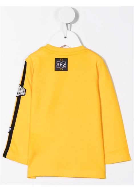 john richmond tshirt con stampa logo john richmond | Tshirt | RIA21014TSW5379