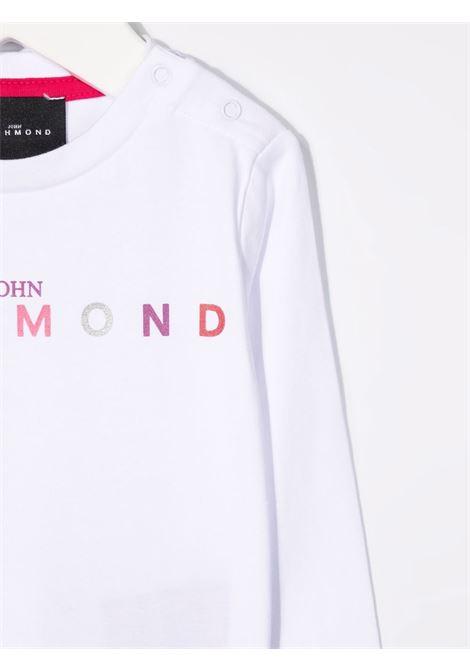 john ricmond tshirt con scritta logo john richmond | Tshirt | RIA21063TSW0150