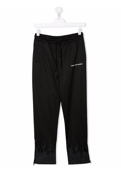 vision of super | Trousers | K16TRKBLACKBLKT