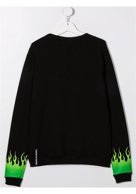 vision of super | Sweatshirt | KB12GREENSFUBGRT