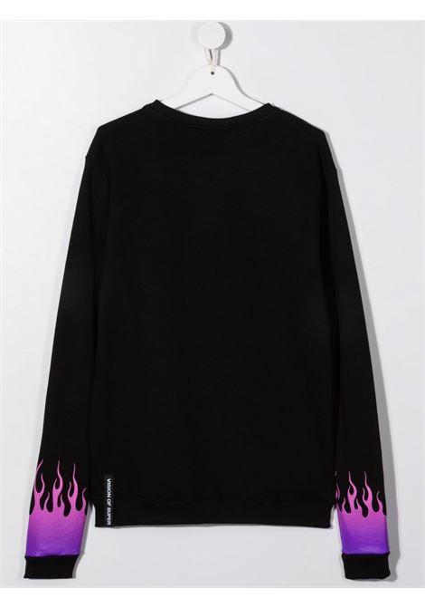 vision of super | Sweatshirt | KB12PURPLESFUBVT