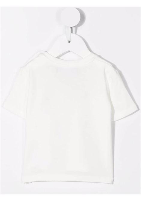 versace kids tshirt con stampa logo young versace | Tshirt | 10001021A013302W4700