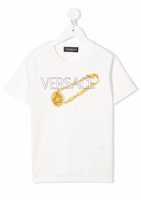 young versace | Tshirt | 10002391A014312W110