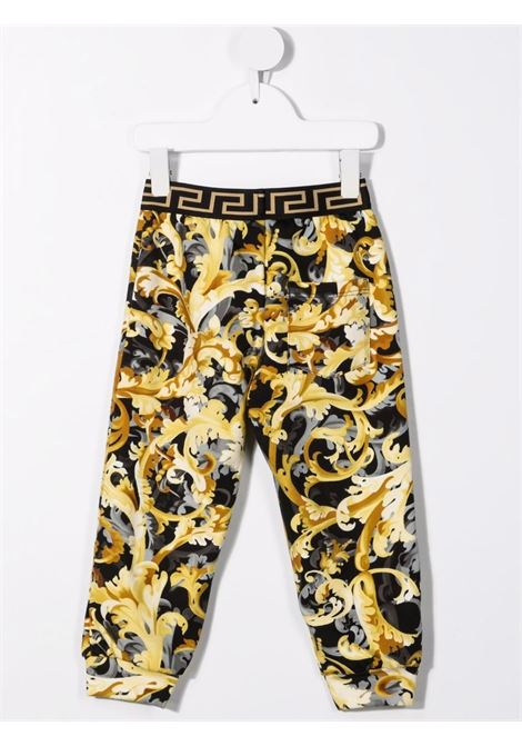 young versace | Trousers | 10003361A013445B000