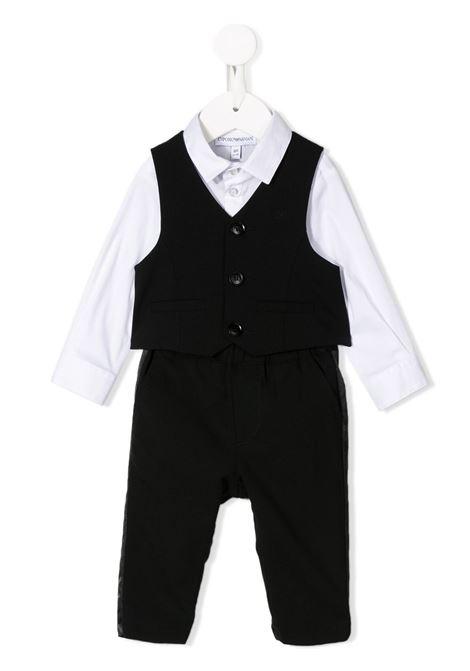 EMPORIO ARMANI KIDS | Suit | 3HH8104N3FZ0999