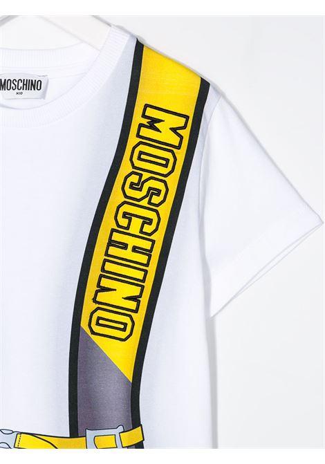 MOSCHINO KIDS | T-shirt | H8M024LAA0210101T