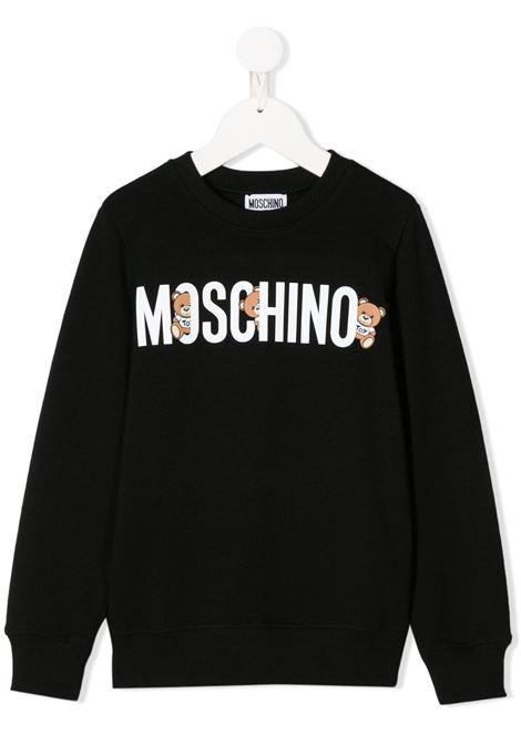 MOSCHINO KIDS | Sweatshirt | HMF039LDA0060100