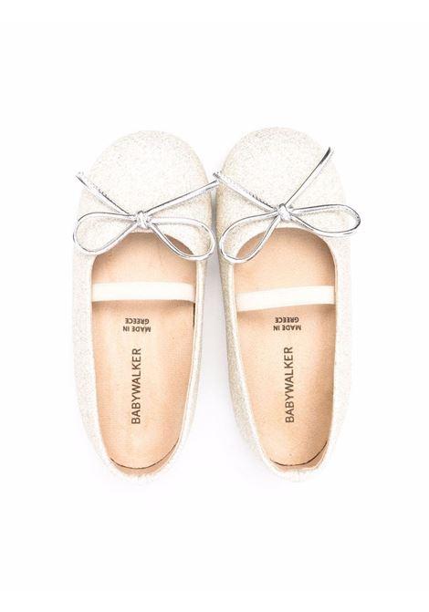 babywalker ballerina glitter Babywalker | Ballerina | 3546PLATI