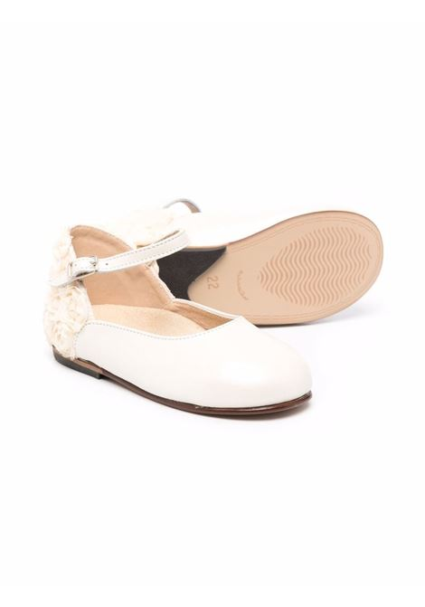 babywalker ballerina con roselline applicate Babywalker | Ballerina | 4503IVORY