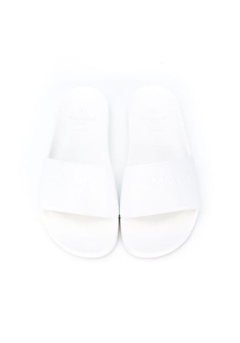 Balmain | Slipper | 6M0746MX380100