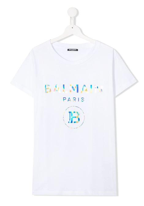 Balmain | Tshirt | 6M8021MX030100MCT