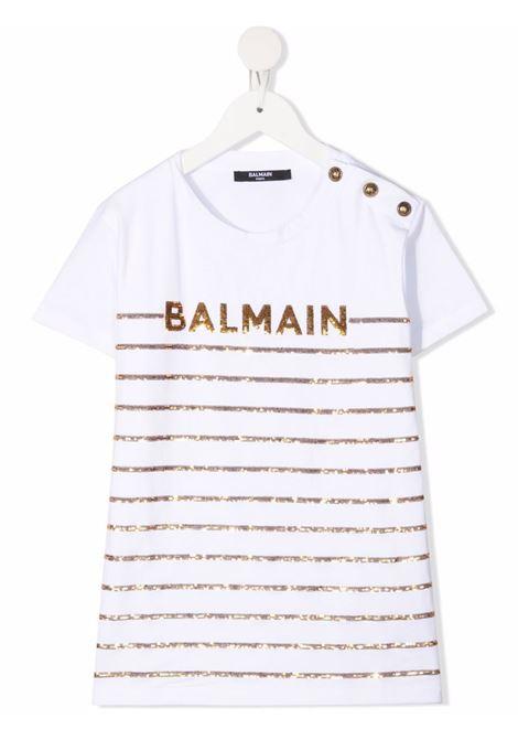 Balmain | Tshirt | 6O8061OB690100