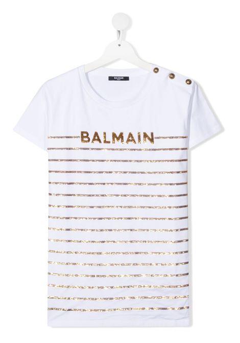 Balmain | Tshirt | 6O8061OB690100T