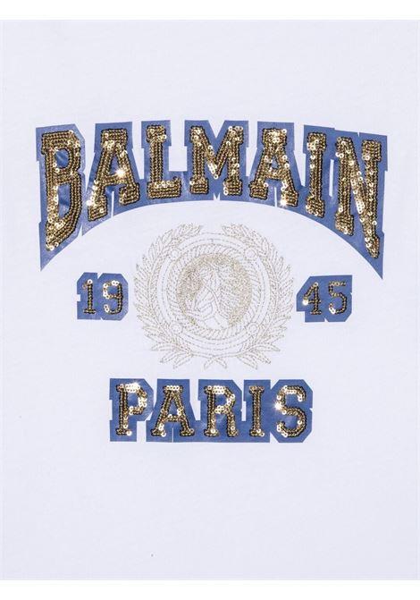 Balmain   Tshirt   6O8171OX390100T
