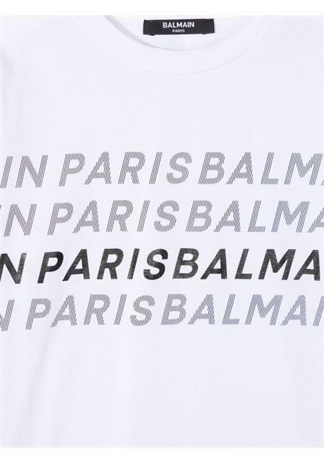 Balmain | Tshirt | 6O8511OX400100