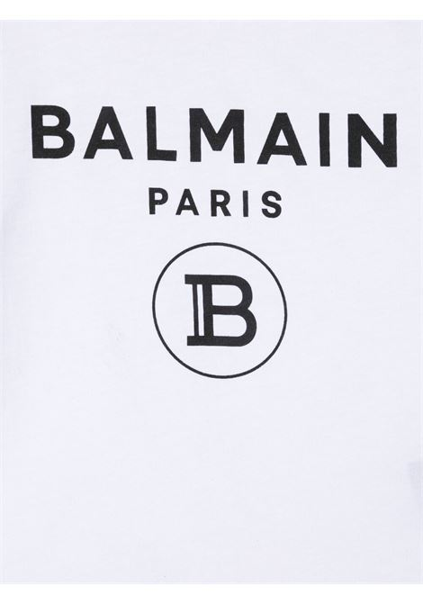 Balmain | Tshirt | 6O8A21OX390100NE