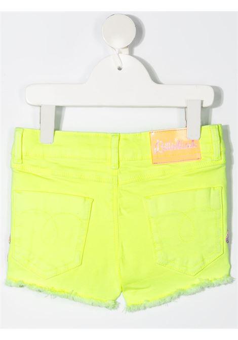 shorts con applicazioni pailettes multicolor billieblush Billieblush | Shorts | U14424599