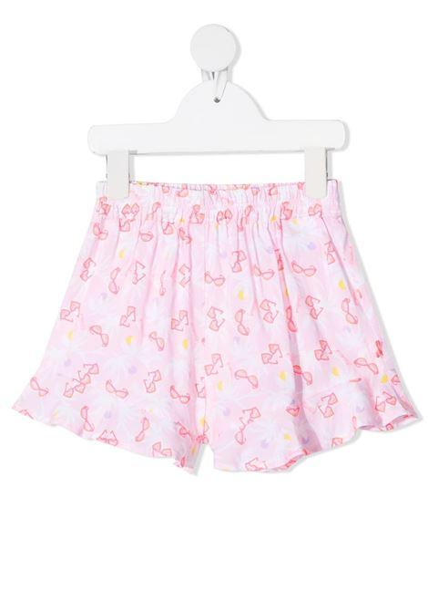shorts tessuto stampato billieblush Billieblush | Shorts | U14441Z40